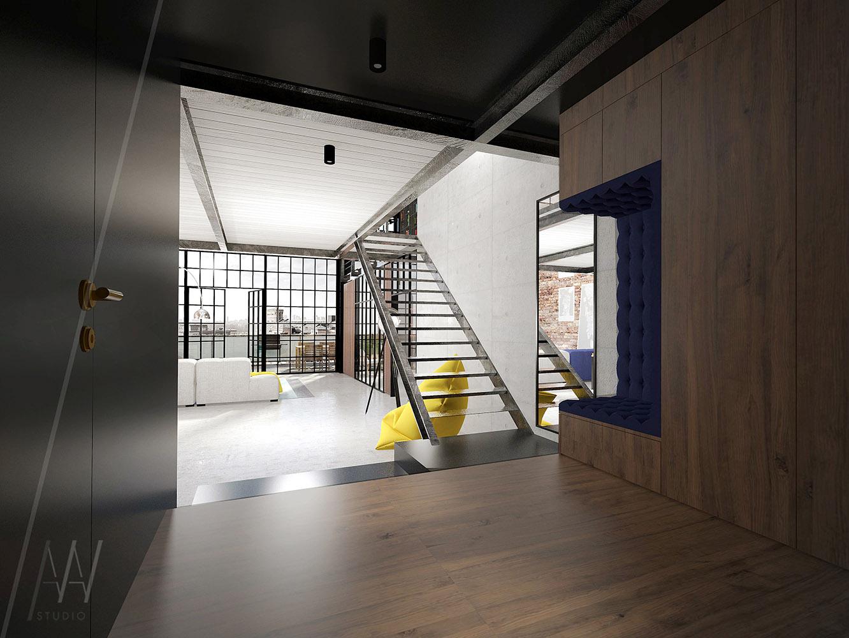 industrialny loft
