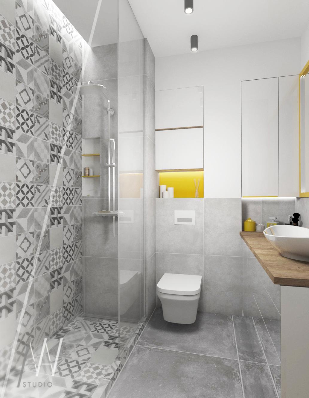 łazienka wersja 1